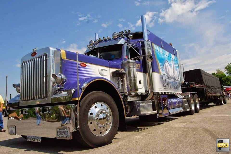 Www Youtruckme Com Truckers Iceroadtruckers Camioneros Camion Peterbilt Scania Kenworth Mack Trucks Peterbilt Big Rig Trucks