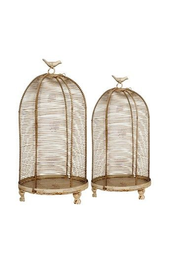 Bird Cages · For My Patio