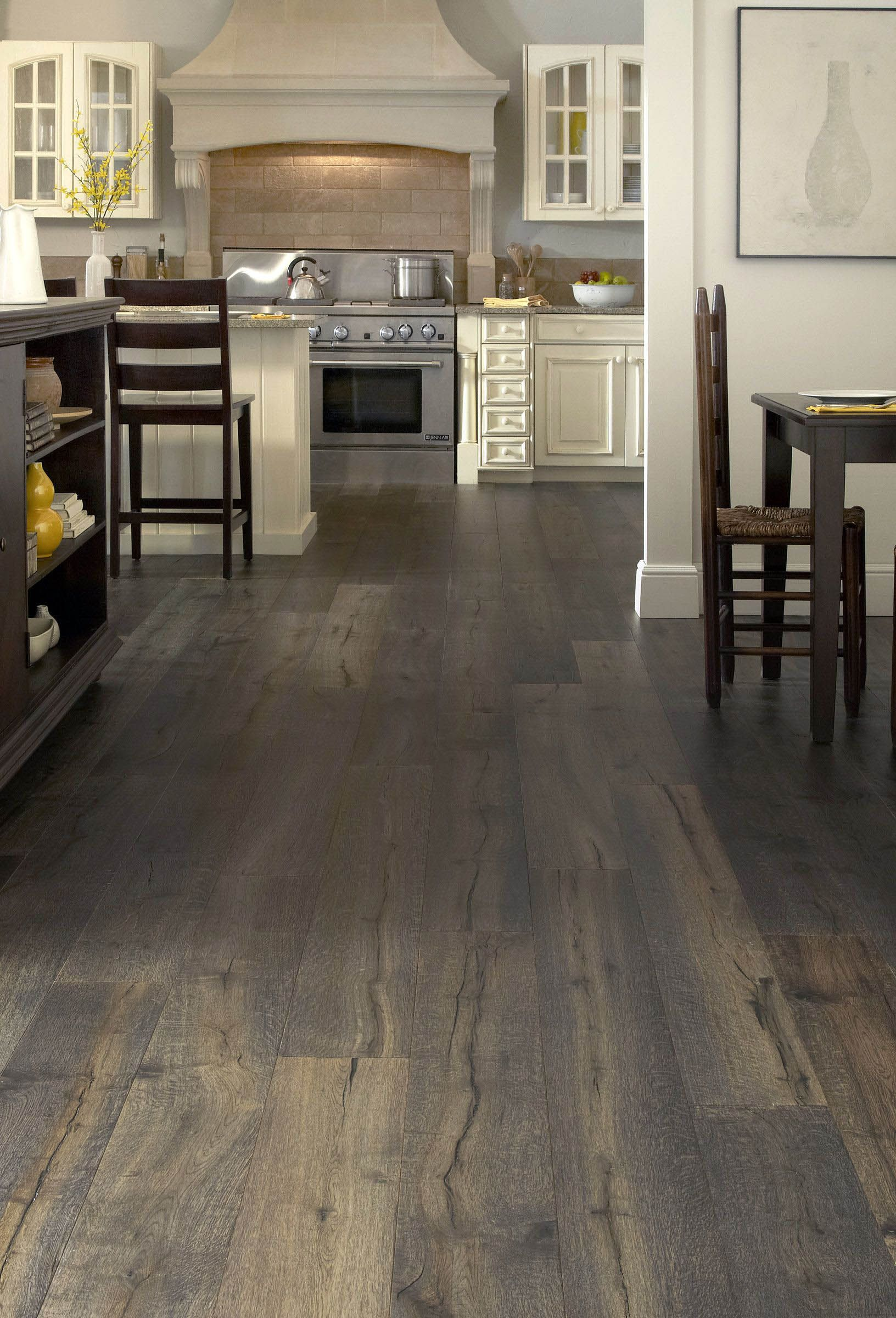 Should I Put In a Hard Wood Floor In My Home kitchen   Flooring ...