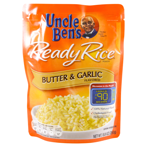Uncle Bens Ready Rice Butter Garlic 8 8 Oz Meijer Com Roast Chicken Flavours Rice Pilaf Uncle Bens