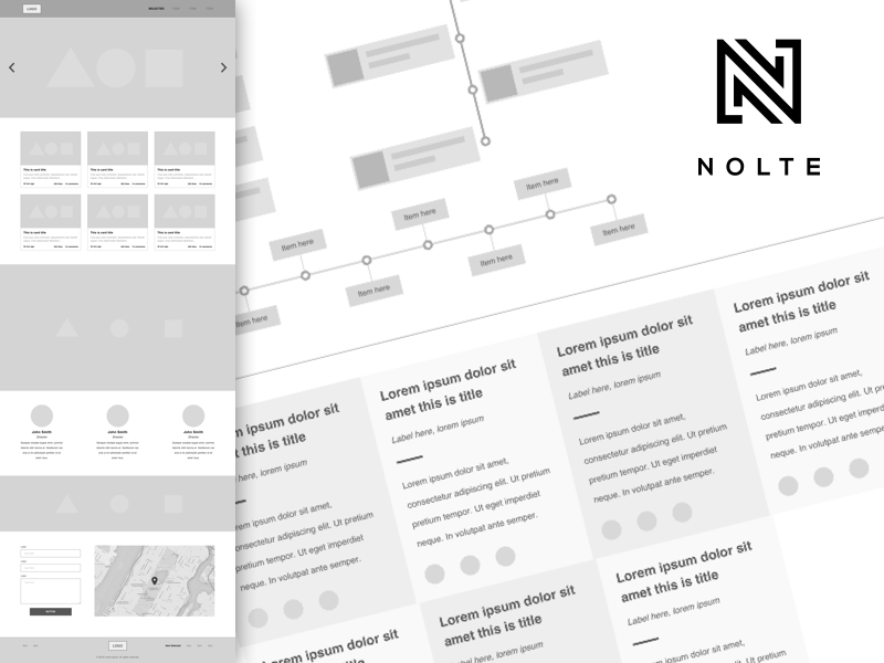 Ux kit by nolte free sketch app resources pinterest ui design sketch app free sources ux kit by nolte resource for sketch app ux kit by nolte sketch file freebie ccuart Image collections