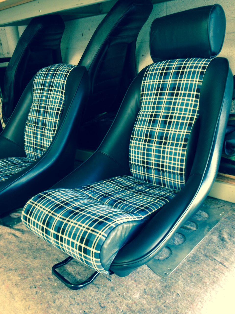 Love Those Seats Porsche Outlaw Upholstery Porsche 911 Porsche