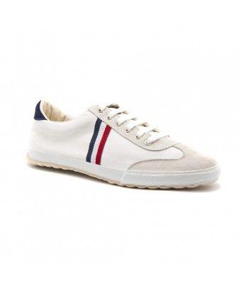 bb9e30b5 El Ganso White Canvas Match Sneaker, Ribbon | What to wear ...