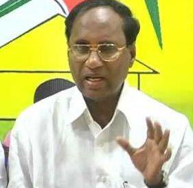 Telugu Desam Party senior MLA Kodela Sivaprasad takes charge