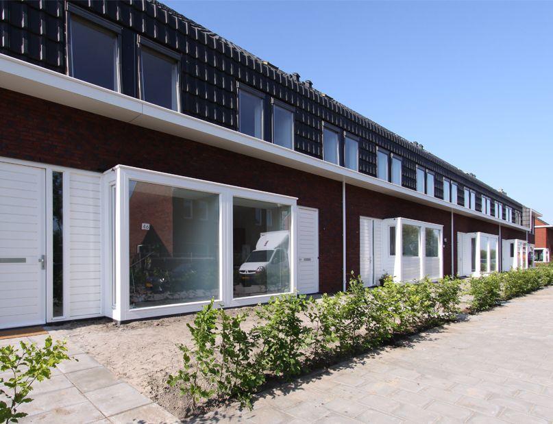 De Straten, Veenendaal, MIX architectuur