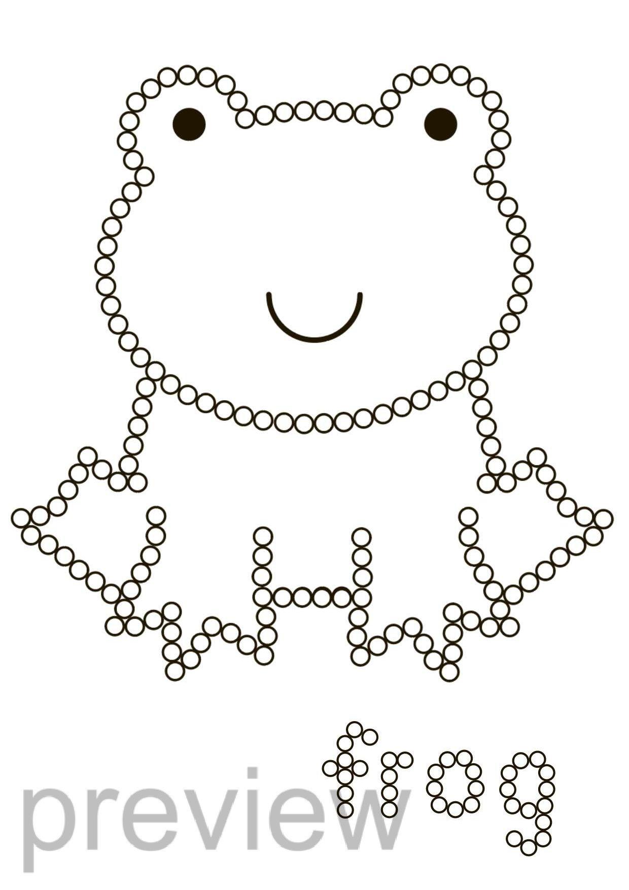 Q Tip Fine Motor Animals Dot Painting Worksheets Preschool Colors Dot Painting Preschool Activities [ 1755 x 1240 Pixel ]