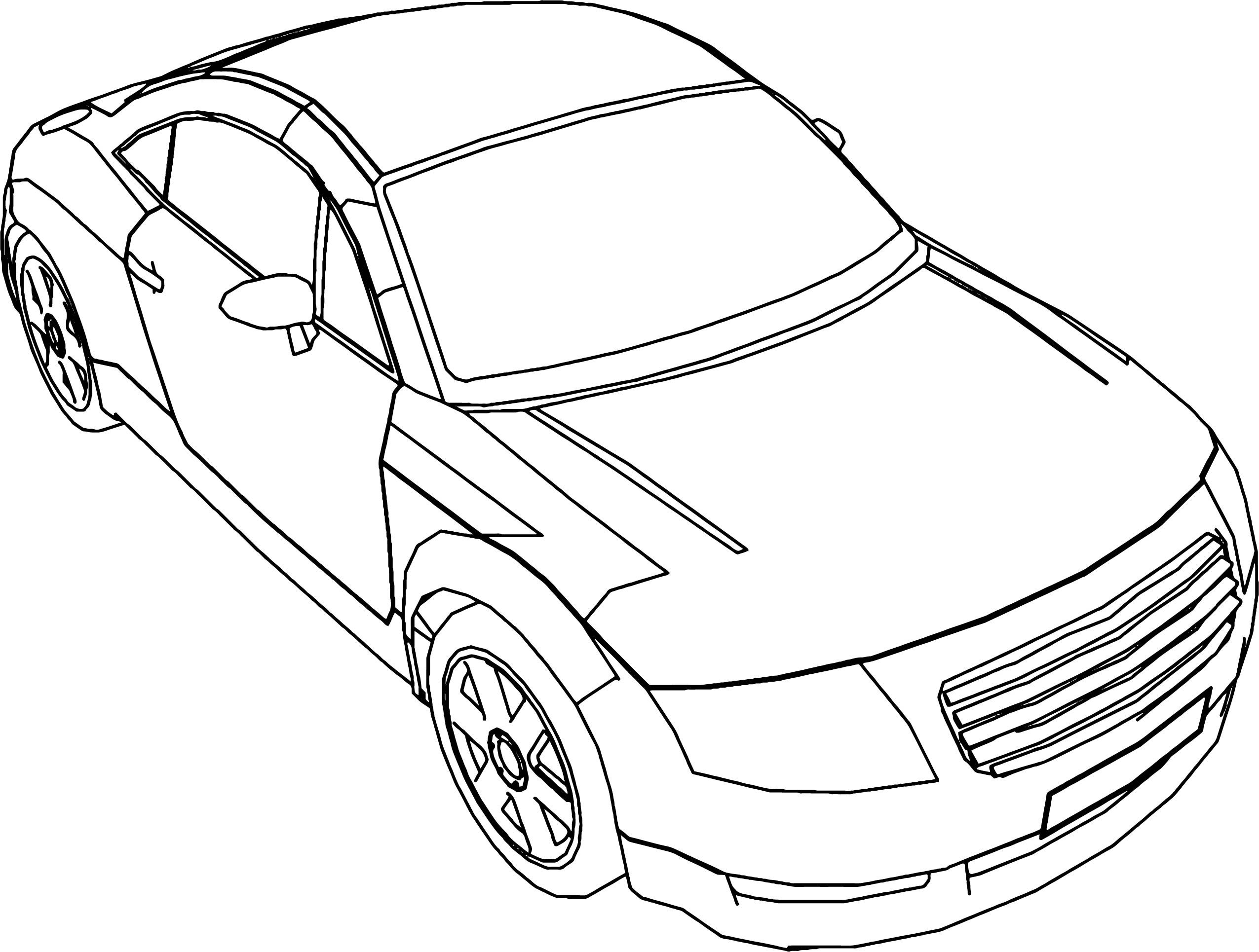 Cool Audi Tt Car Coloring Page Cars Coloring Pages Tt Car Audi Tt