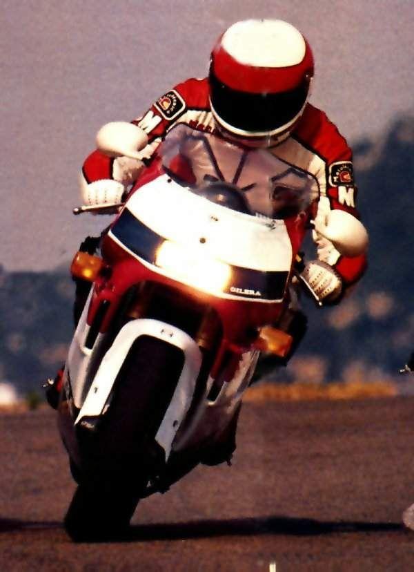 1990 GILERA SP 02 125