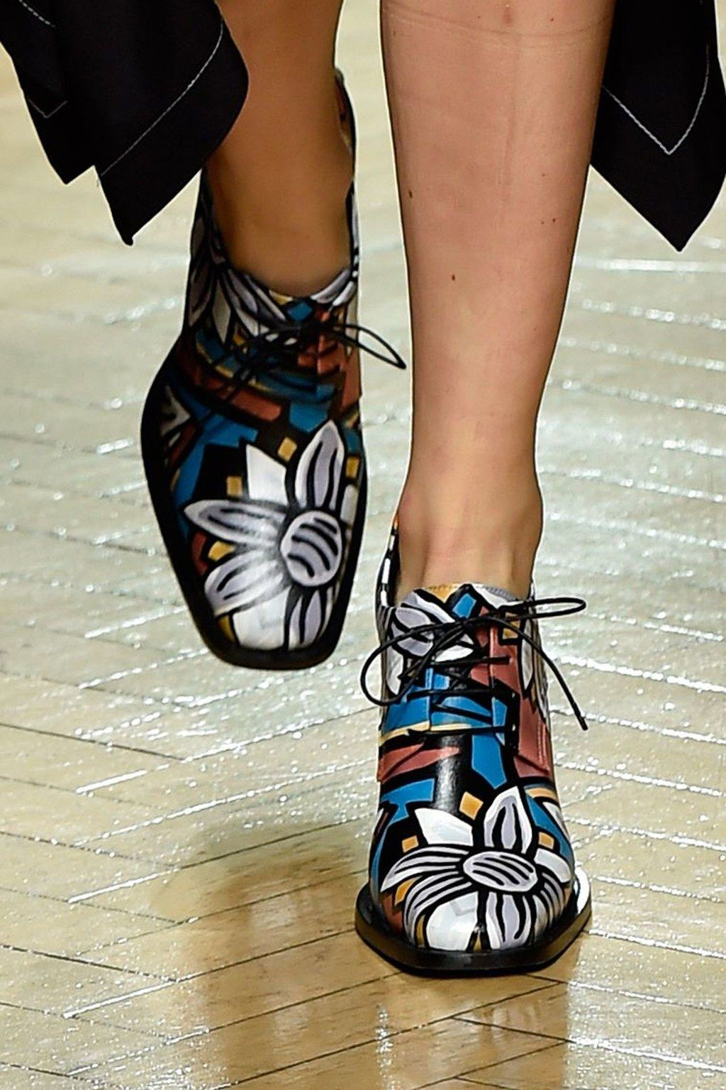 The 6 Definitive Shoe Trends Of Spring/Summer 2020