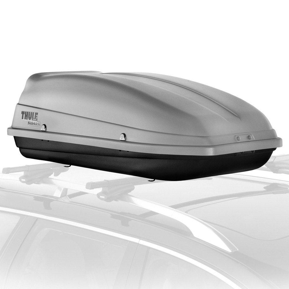 Thule® 682 Sidekick™ Roof Cargo Box Thule roof rack