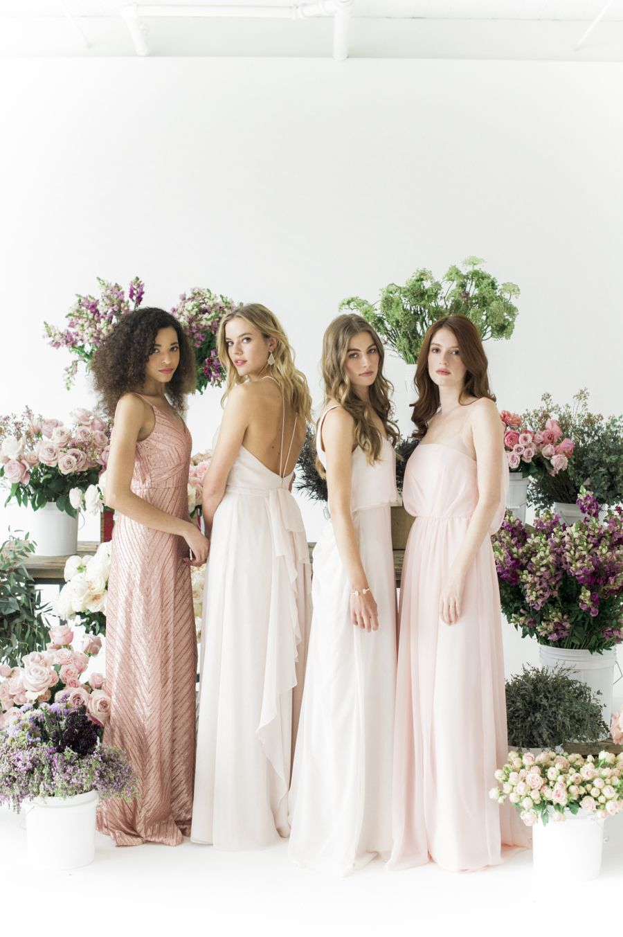 Brides we just found your dream bridesmaids dresses romantic brides we just found your dream bridesmaids dresses ombrellifo Image collections