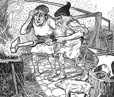 The Odin Mystery Esoteric Online Viking Art Mythological Creatures Norse Mythology