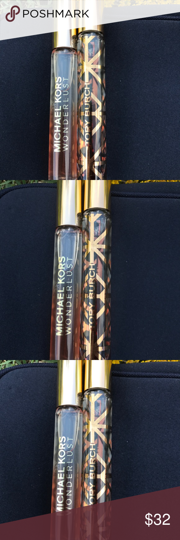 6671d4dda45e 2 of Micheal Kors wanderlust and Tory Burch roller MICHAEL KORS Wonderlust  Rollerball 0.34 oz  10 mL Eau de Parfum Tory Burch Eau De Parfum Rollerball  From ...