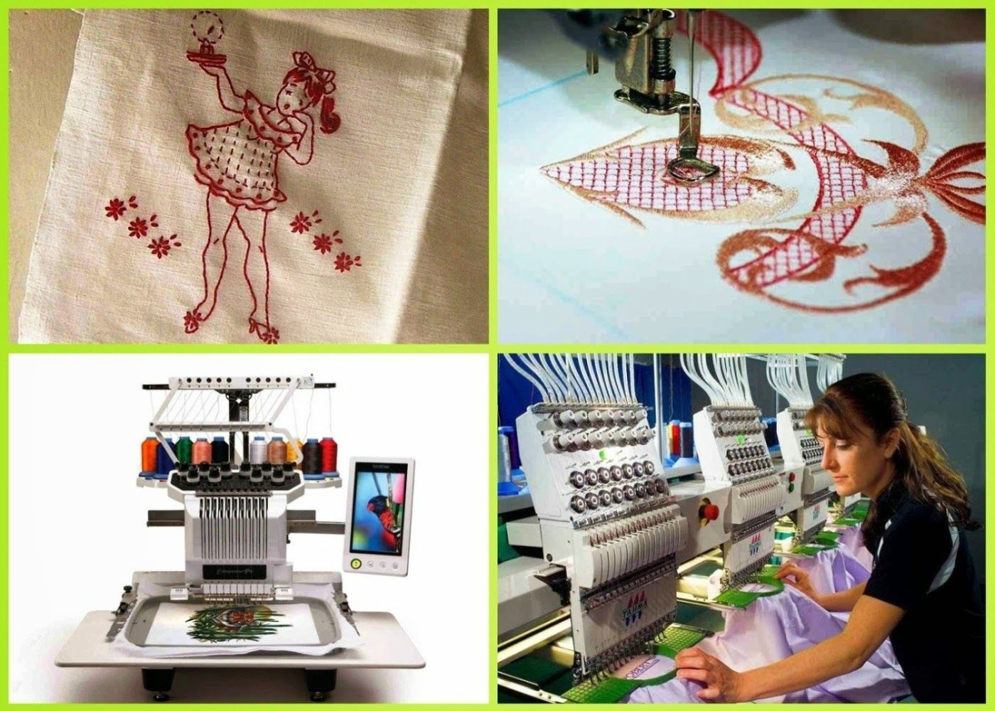 Embroidery Business Embroidery Business Diy