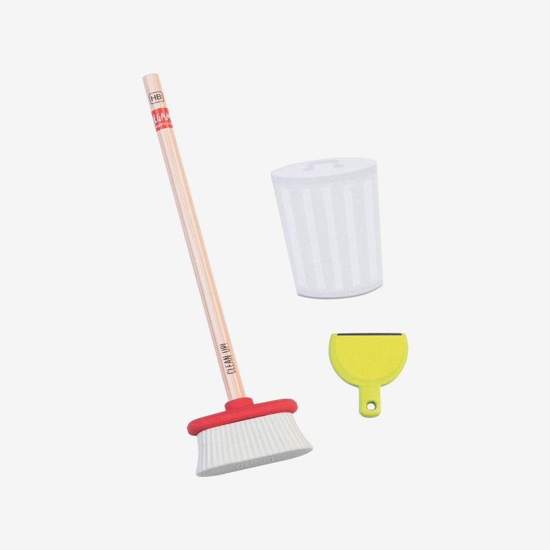 CLEAN UP! Stationery set - Pencils - Writing - stationery