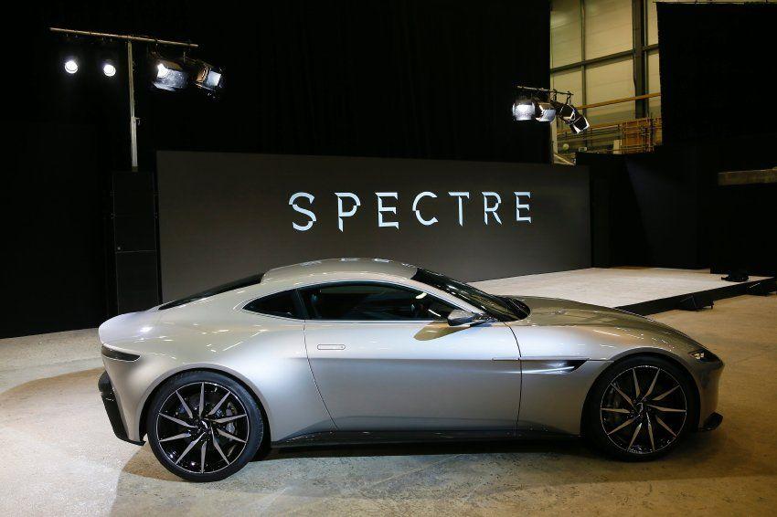 aston martin db10 from james bond movie spectre jamesbond 007 spectre bondlifestyle. Black Bedroom Furniture Sets. Home Design Ideas