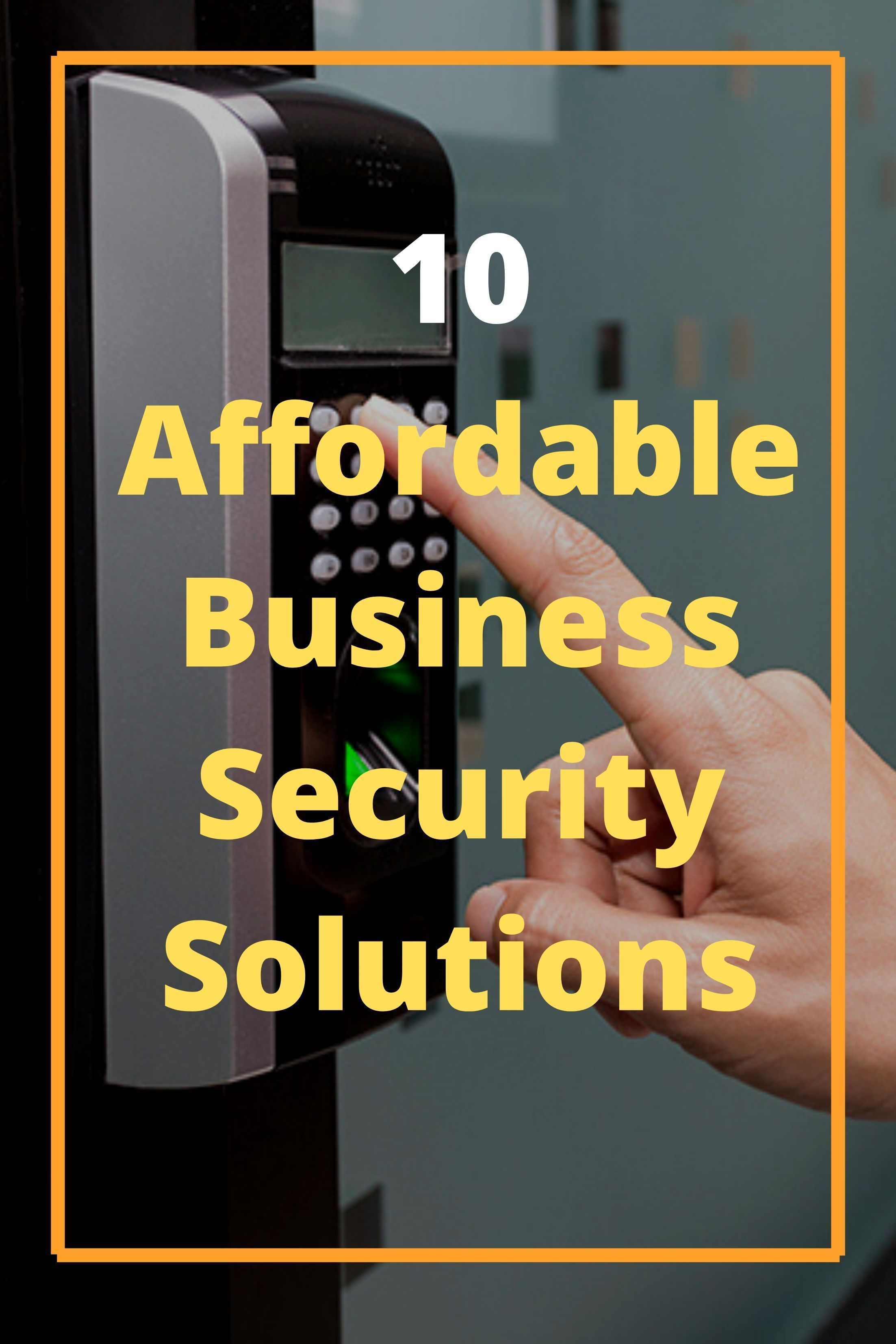 Business Security Systems Smart Business Alarm Systems