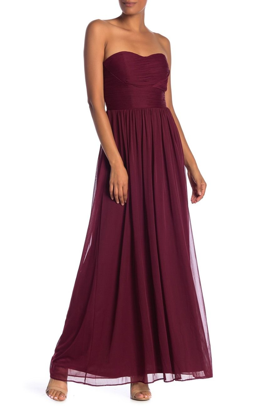 20fa4bd7fe Online retailer Nordstrom stocks a variety of prom dress to suit every  budget and body type