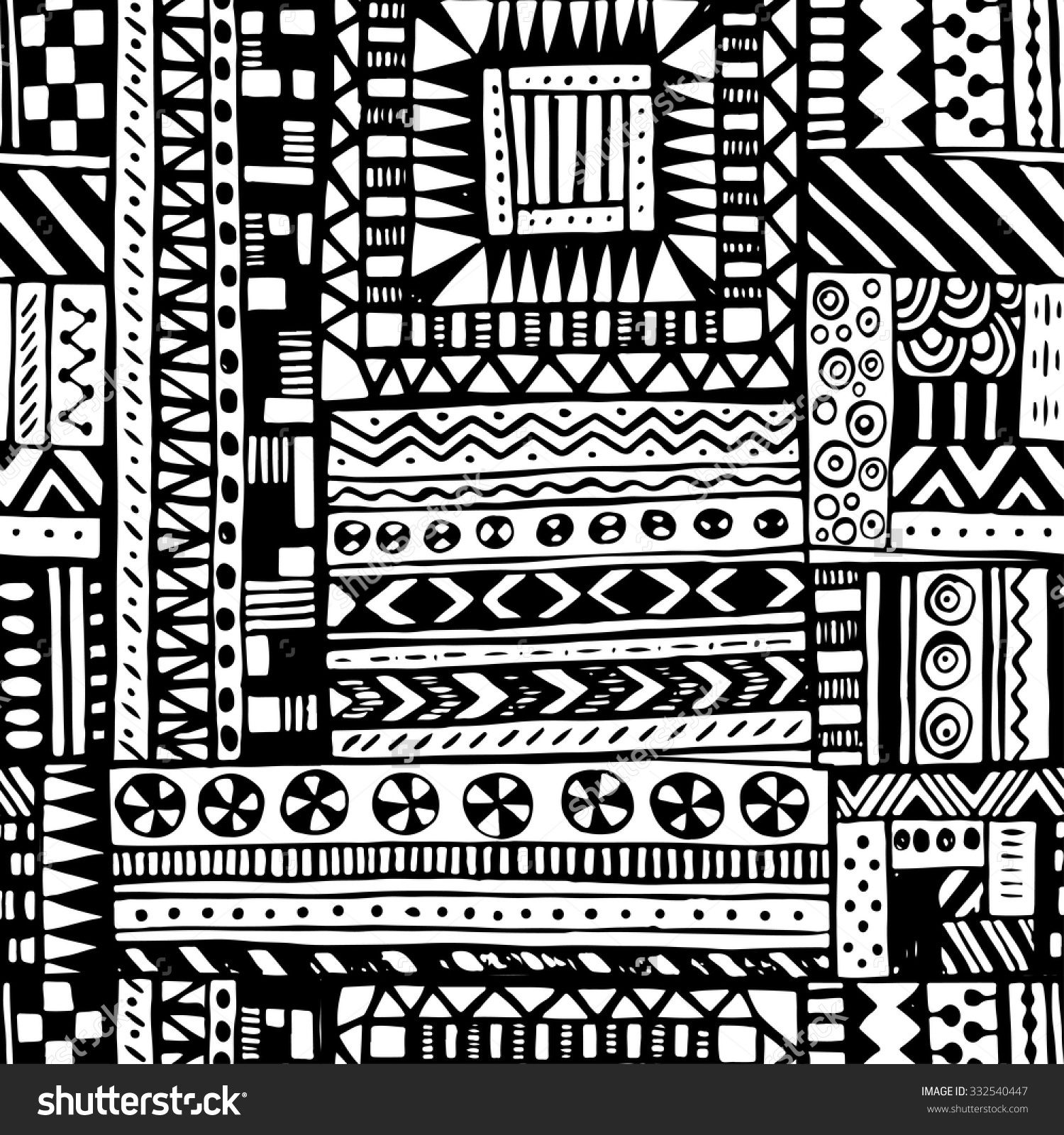 african tribal patterns - HD 1500×1600