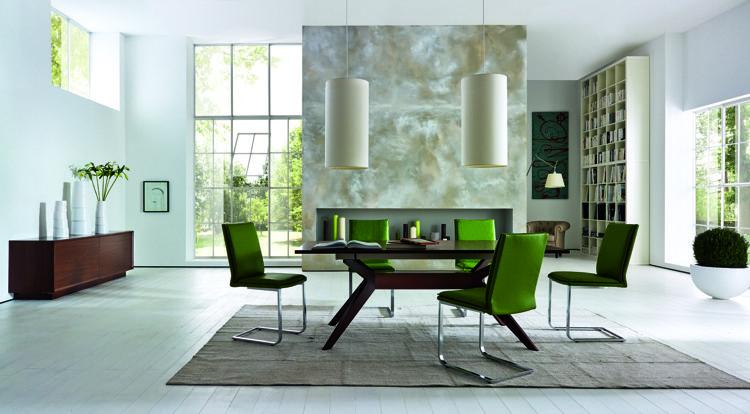 Chaises de salle à manger design dans 8 collections glamour !
