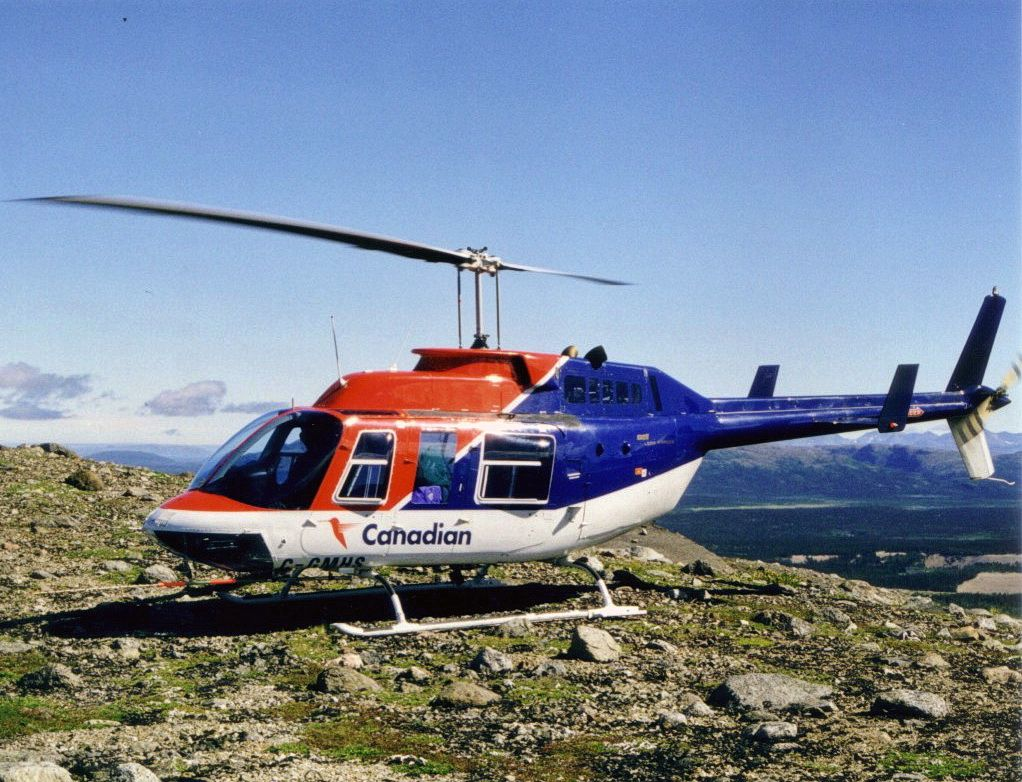 Helicopters for Sale in Canada at GlobalPlaneSearch.com
