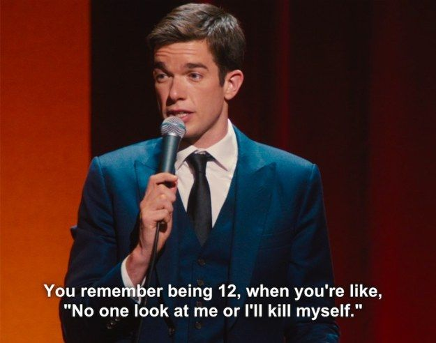 John Mulaney Comeback Kid School