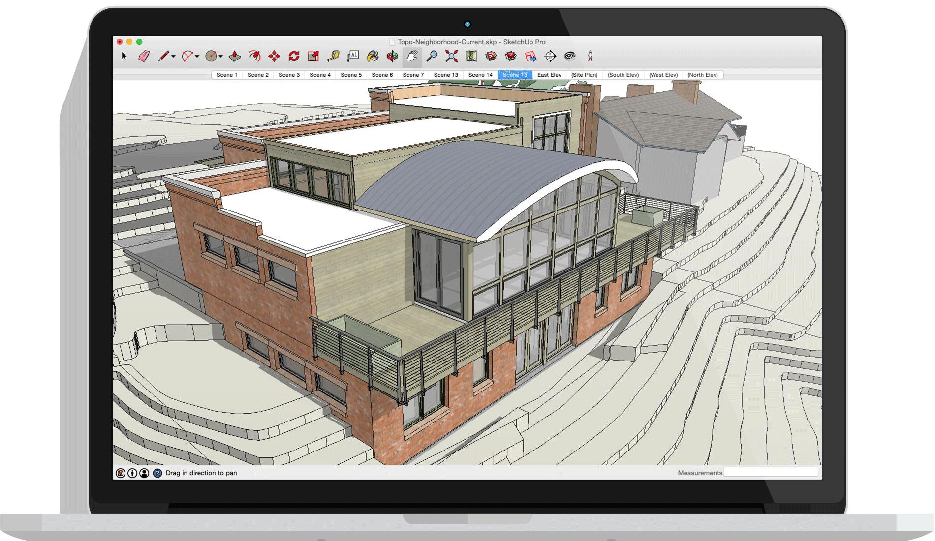 3D for Interior Design| Kitchen & Bathroom | SketchUp | Camper Umbau ...