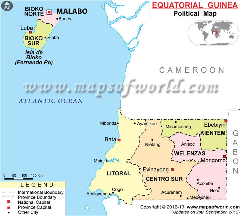 Cameroon political map Maps Pinterest Africa