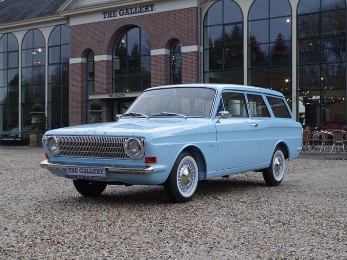 1967 Ford Taunus 16500 00 Eur This Is A Very Beautiful And Top Restored Ford Taunus 12m Turnier The Car Is From 1967 And Therefore Veteran Car Car Car Ford