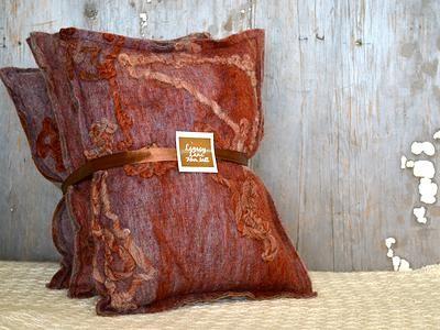 Cushions from Legacy Lane Fiber Mill