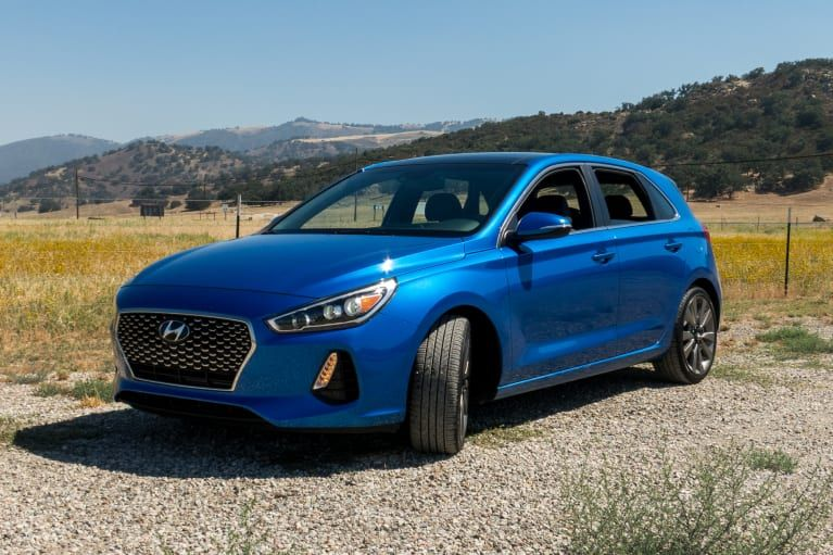 2018 Hyundai Elantra GT Review First Drive (With images