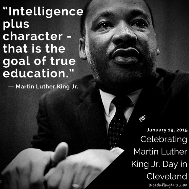 Intelligence plus character - that is the goal of true ...