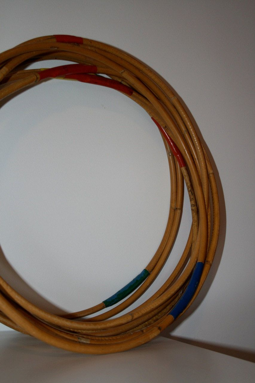 Bamboo Hula Hoops I Would Love To Try Hooping With A Hoop Led On Pinterest And