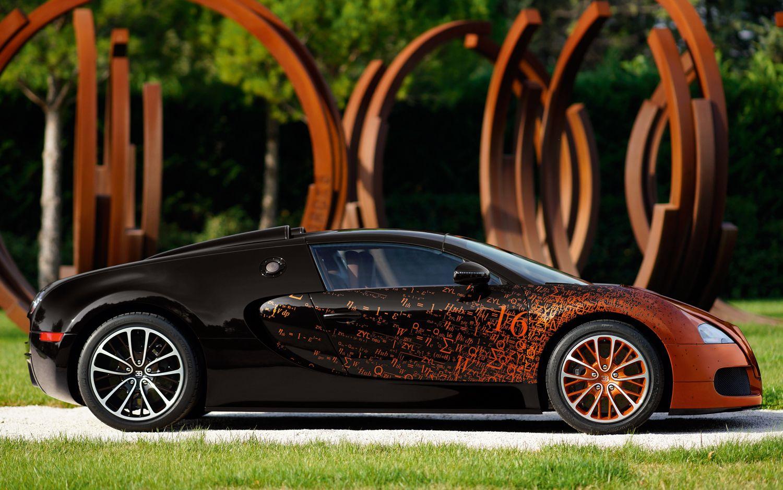 Bugatti Veyron Grand Sport Side Outdoor Art Photo On December 3, 2012 Nice Design