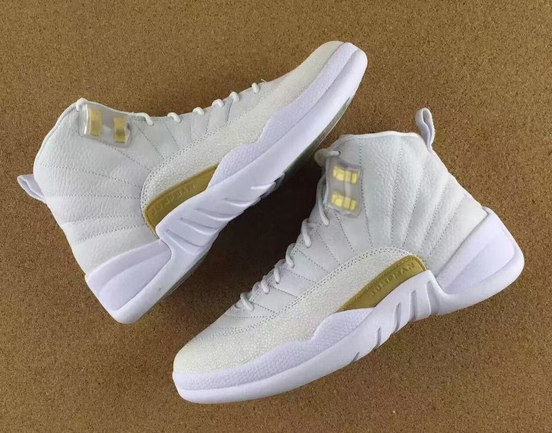 Are You Waiting For The Air Jordan 12 OVO White   df7ffcfdc