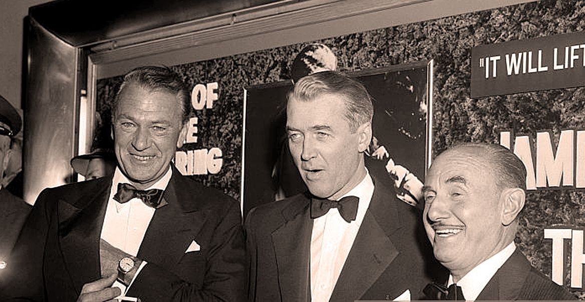 Going To The Movies Spirit Of St. Louis Premiere 1957