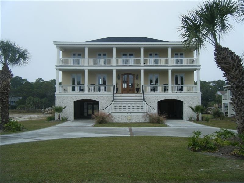 Private Homes Vacation Rental Vrbo 275604 7 Br Fripp Island