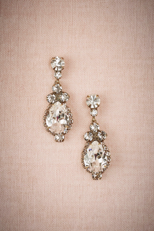Bhldn Wedding Jewelry Rustic Wedding Chic Bridal Jewellery Earrings Bridal Jewelry Vintage Vintage Wedding Jewelry