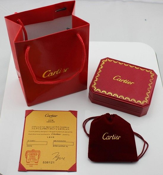 Cartier Love Bracelet Pink Gold New Version Prevent S Fall Out