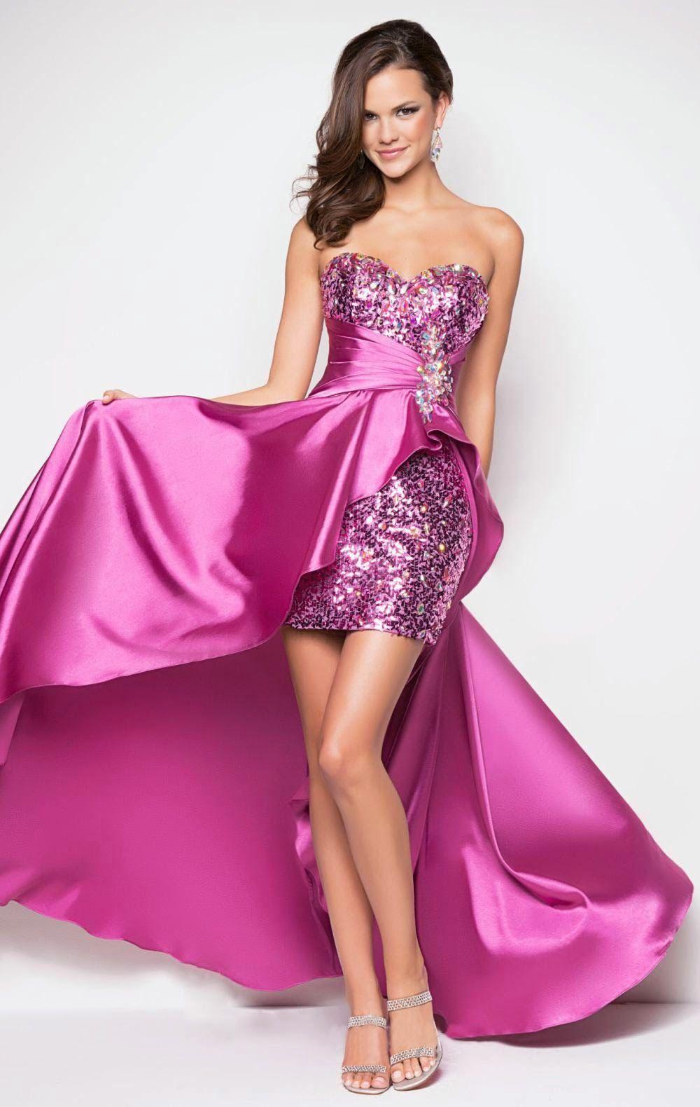 Exclusivos diseños de vestidos de 15 años | Moda para Fiesta | ropa ...