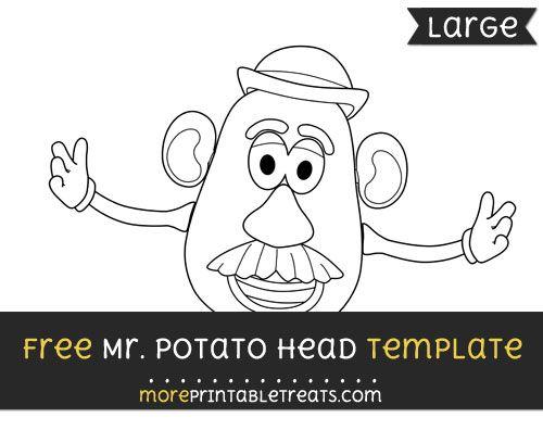 Atemberaubend Mr Kartoffelkopf Teile Malvorlagen Fotos - Beispiel ...