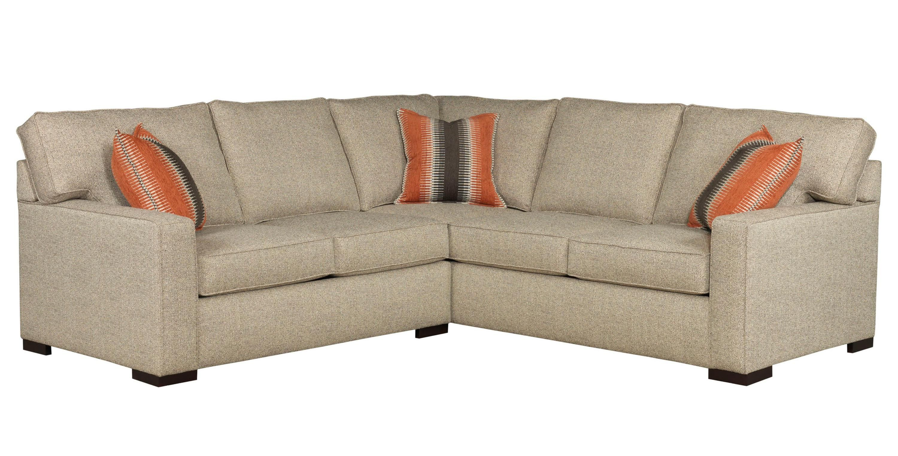 Raphael Two Piece Sectional Sofa By Broyhill Furniture 8x8