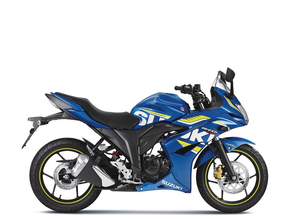 Suzuki Gixxer Sf Abs Launched In India Priced From Rs 95 499