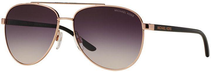 Michael Kors Sunglasses, MK5007 HVAR - $139.00