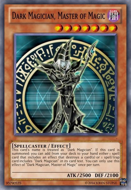 Imagen vía We Heart It #cards #spellcaster #yugioh # ...