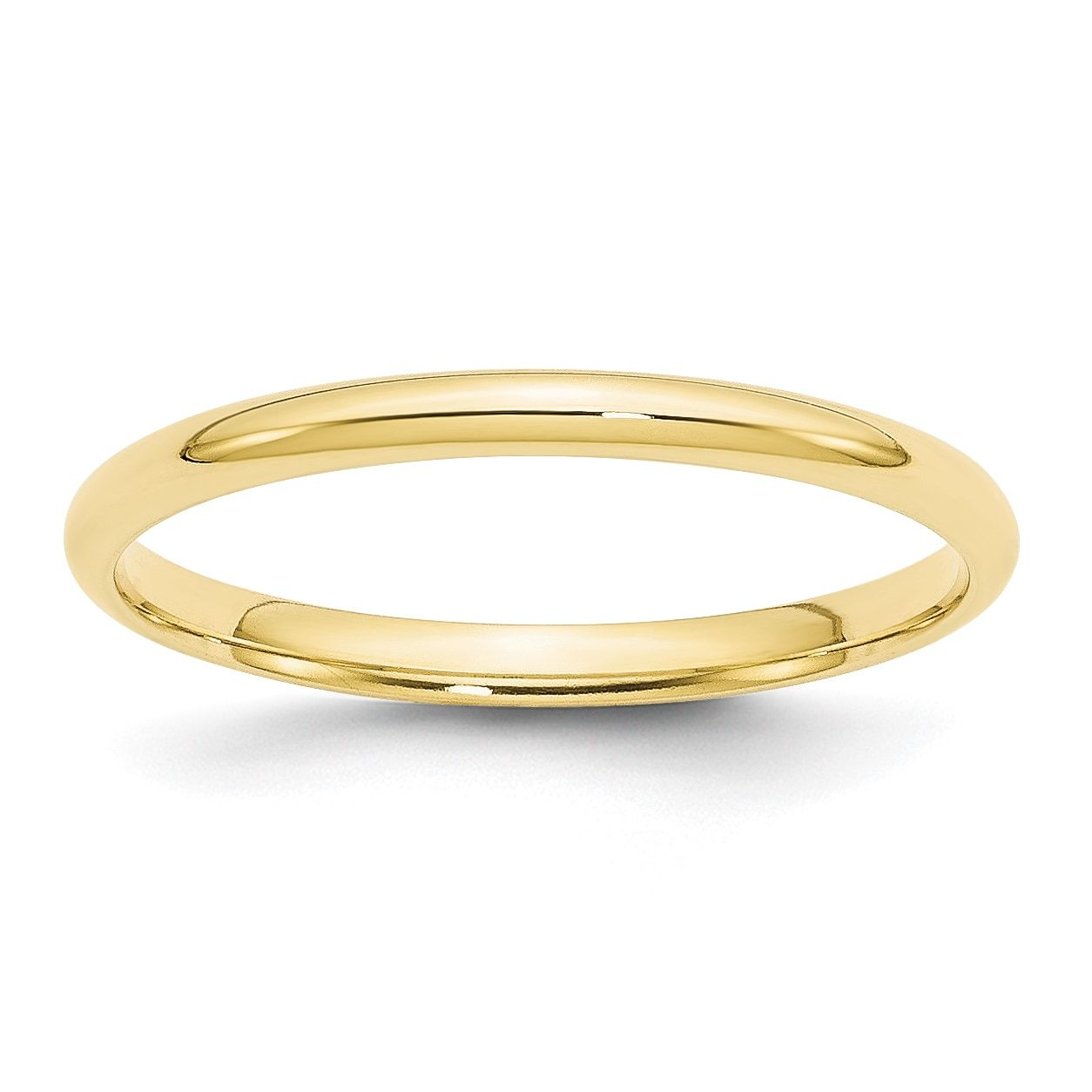 10 Karat Yellow Gold 2mm Lightweight Comfort Fit Band By Versil Comfort Fit Band Comfort Fit Wedding Band 14k Yellow Gold Wedding Band