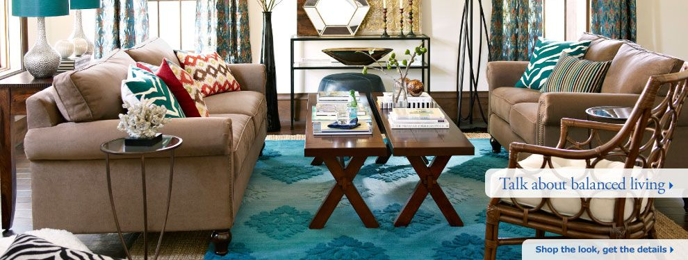 Cool Idea For Coffee Table   Room Gallery: Design Ideas From Our Interior  Designers | · Sofa IdeasLiving Room ChairsPier 1 ...