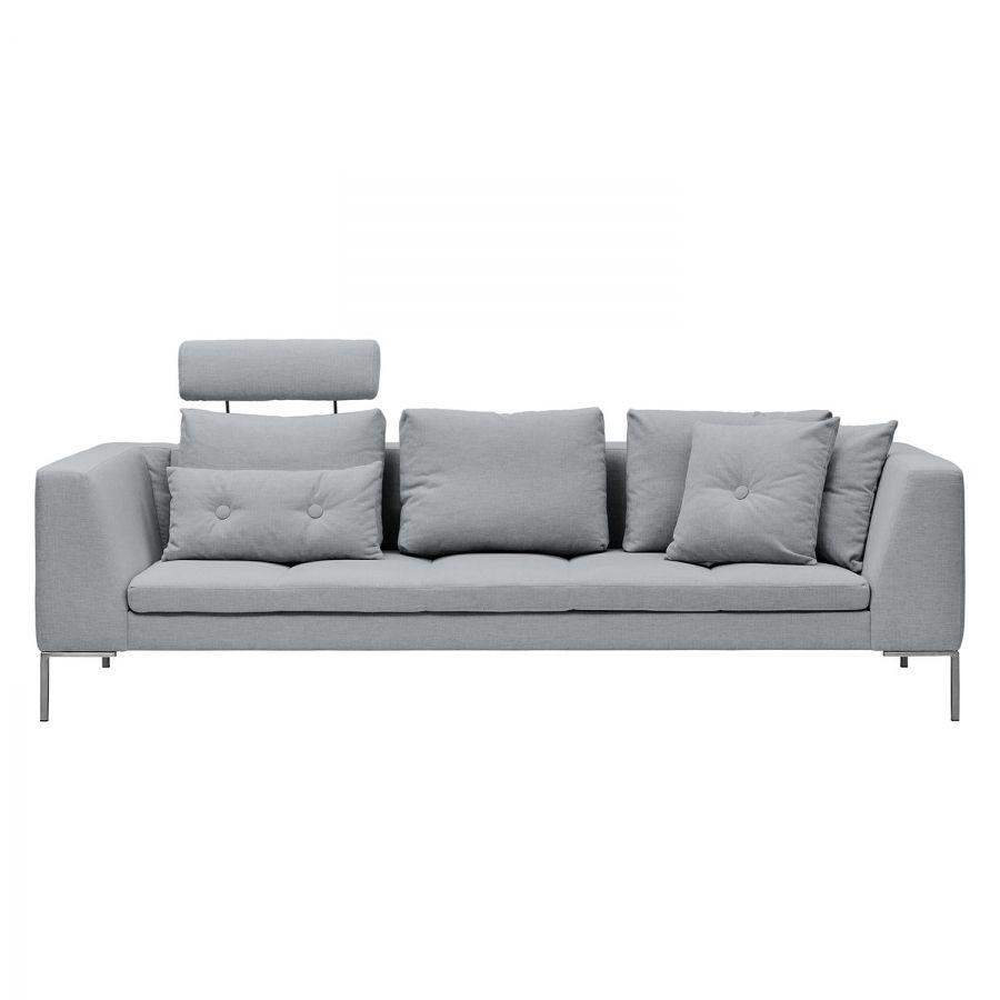 Sofa Madison (3-Sitzer) Webstoff | 3er sofa, Sofa mit ...
