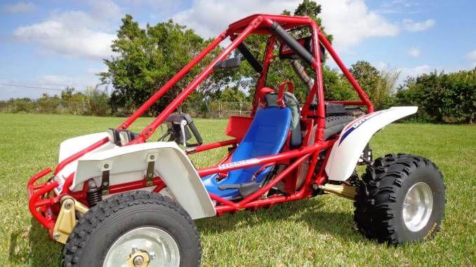 1985 Honda Odyssey ATV FL350 For Sale in Homestead, FL ...