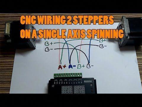 Longs 3 Axis Cnc Kit Part 1 Wiring Youhobbycnc